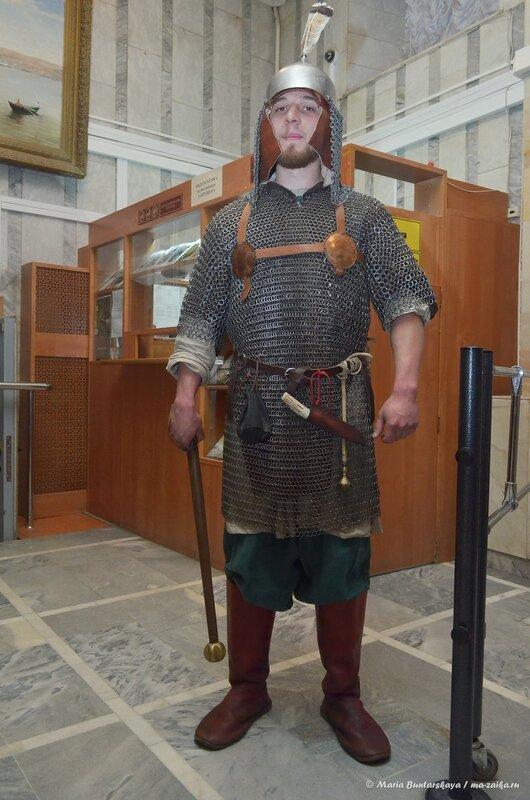 Прикосновение к прошлому, Саратов, Краеведческий музей, 19 ноября 2014 года