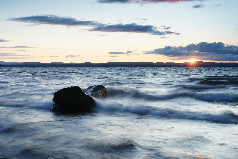 Озеро Увильды