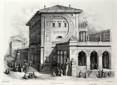 Алфавит Антонио Басоли