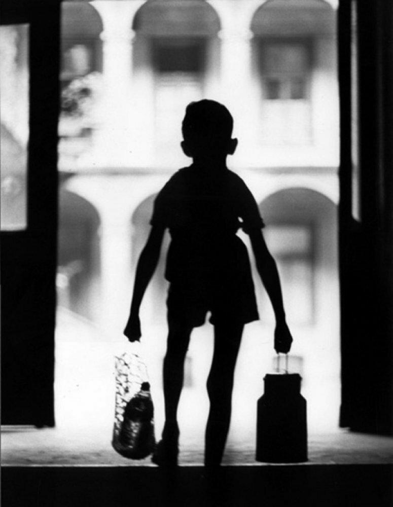 Силуэт. 1960