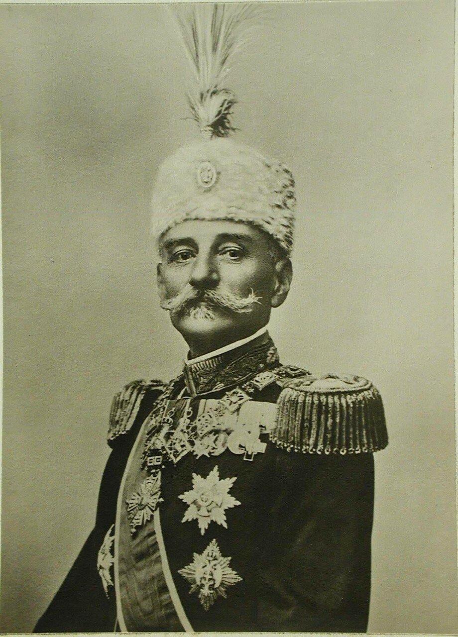 04. Портрет короля Сербии Петра I