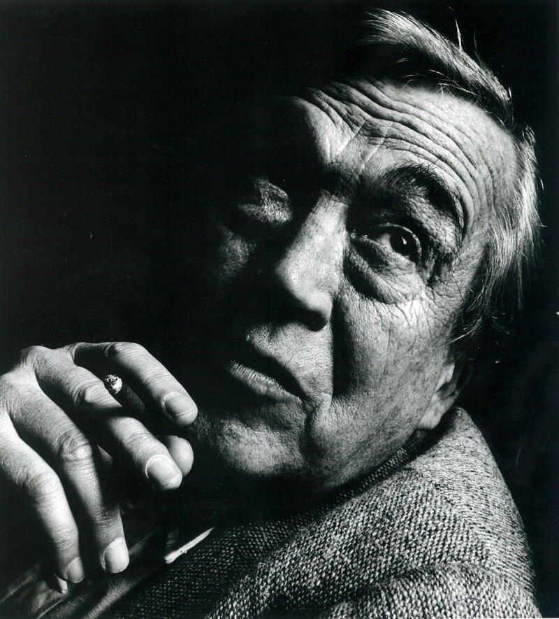1966. Джон Хьюстон