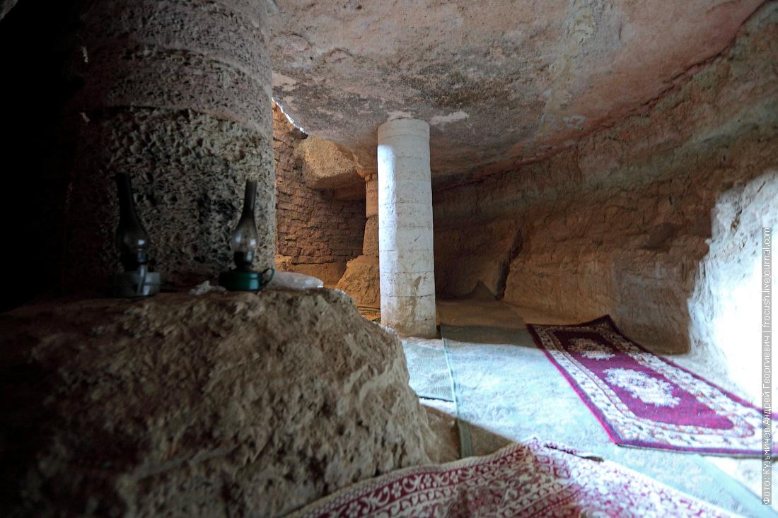 Мангышлак мечеть Султан-Эпе
