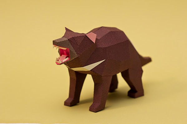 Paper Tiger (and others), Estudio Guardabosques80.jpg