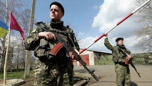 Украина усилит границу с Молдовой бойцами из АТО