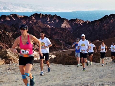 В Израиле будут проводить пустынный марафон