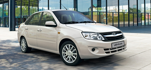 С началом февраля стартуют продажи Lada Granta с автоматом