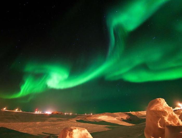 Красивые фотографии полярного сияния 0 10d646 28305d64 orig