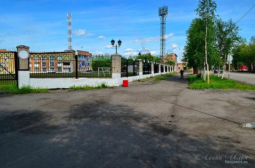 Фотография Инты №7773  Юго-западный угол стадиона 21.06.2015_13:52