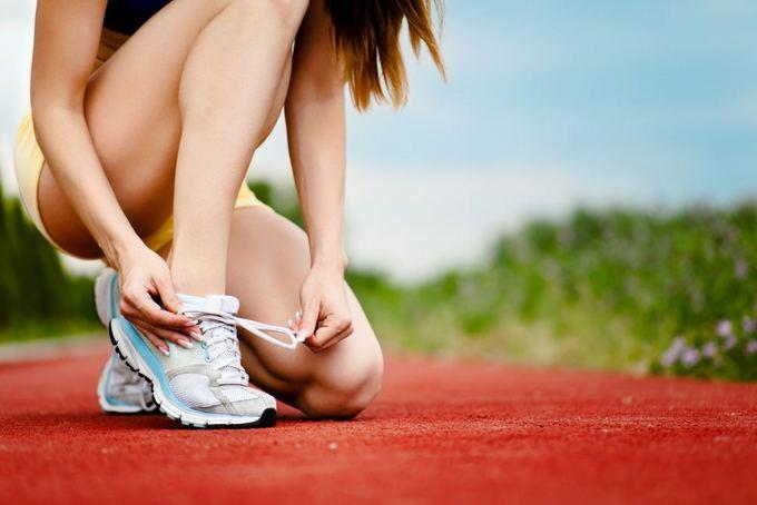 Как бегать в сильную жару