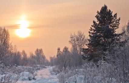НаРождество петербуржцев ожидает мороз— МЧС