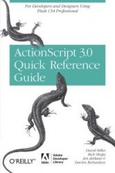 Книга ActionScript 3.0 Quick Reference Guide