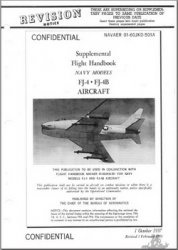 Книга Navaer 01-60JKD-501A Supplemental Flight Handbooks FJ-4 and FJ4-B