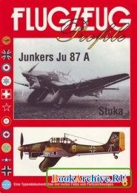 Книга Flugzeug Profile 8: Junkers Ju 87 A Stuka.