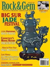 Журнал Журнал Rock and Gem №8 (август 2011) / US