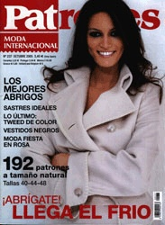 Журнал Patrones  237 Internacional