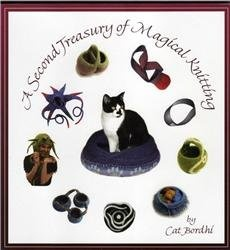 Книга A Second Treasury of Magical Knitting