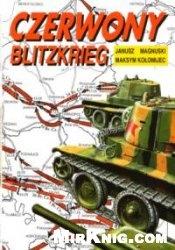Книга Czerwony Blitzkrieg. Wrzesień 1939: sowieckie wojska pancerne w Polsce