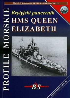 Brytyjski pancernic HMS Queen Elizabeth