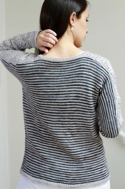 Japan Sleeves日本的袖子 - 编织幸福 - 编织幸福的博客