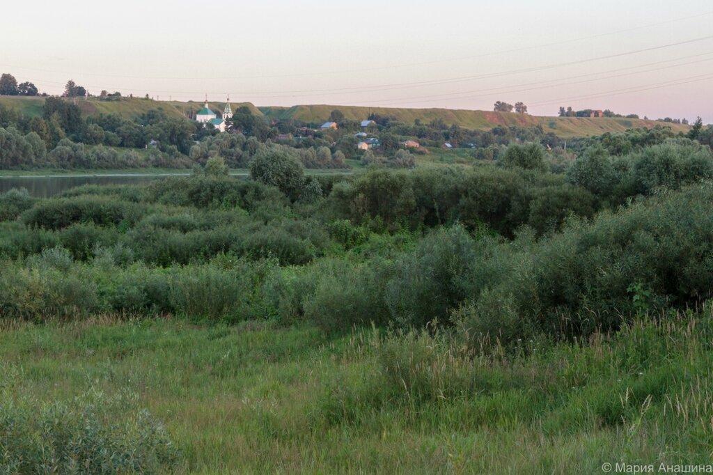 Село Старая Рязань