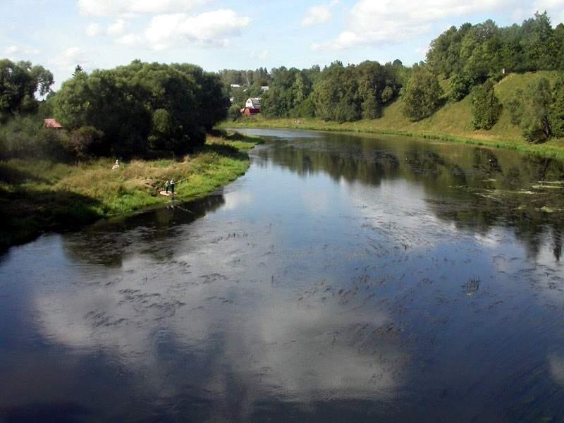 Река Руза, малые реки Московской области