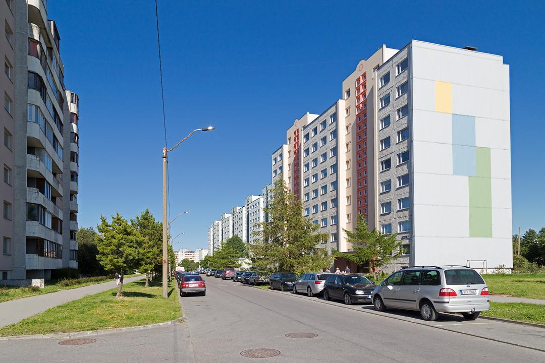 Таллин, Ласнамяэ