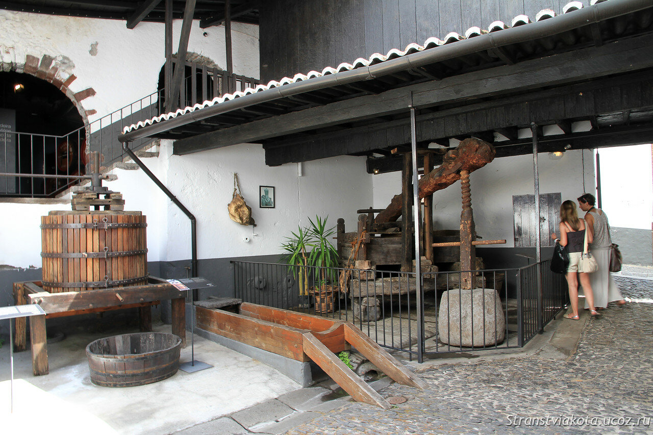 Мадейра, Фуншал, Blandy's
