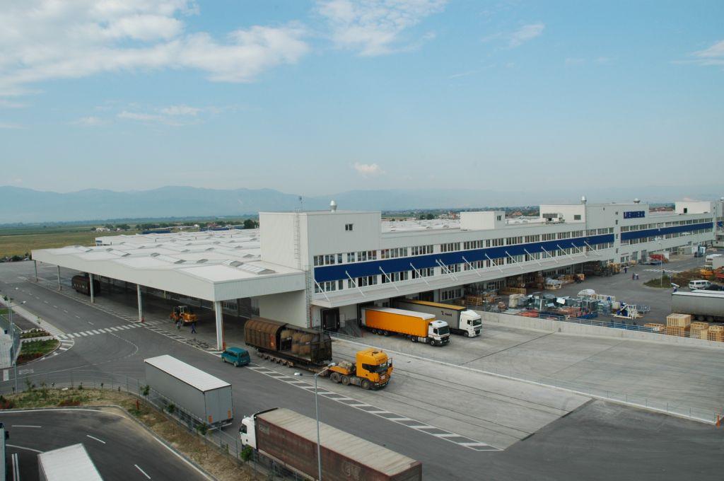 Завод Либхерр в Родиново