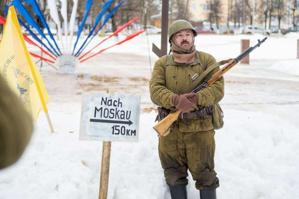 Забавные моменты из жизни военных реконструкторов (119)