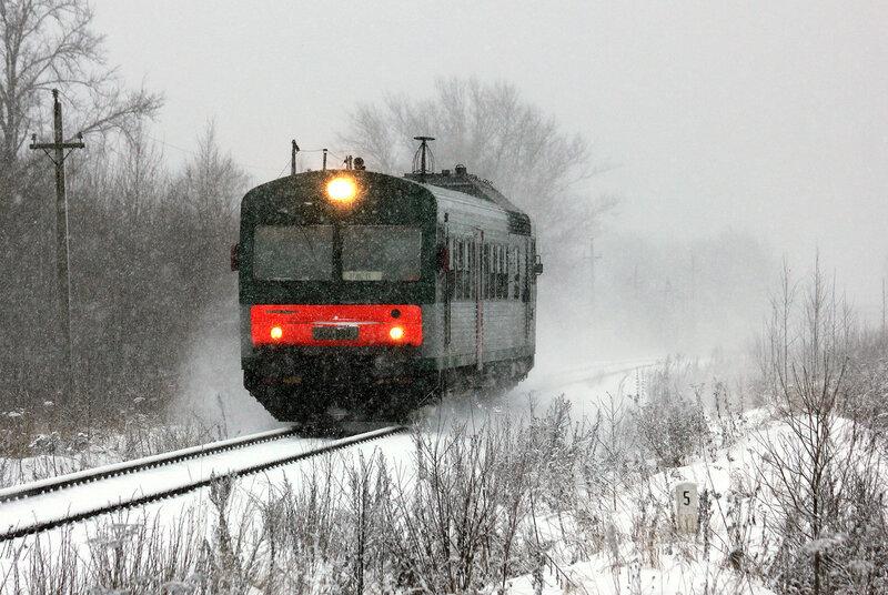 АЧ2-064 с пригородным Вязьма-Ржев балт