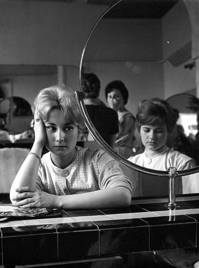 1959. Парикмахерская