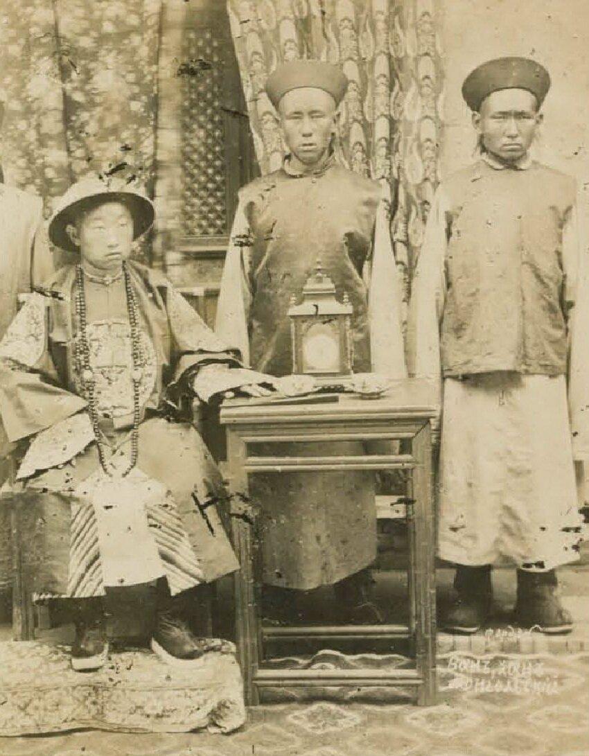 Ван, хан Монгольский