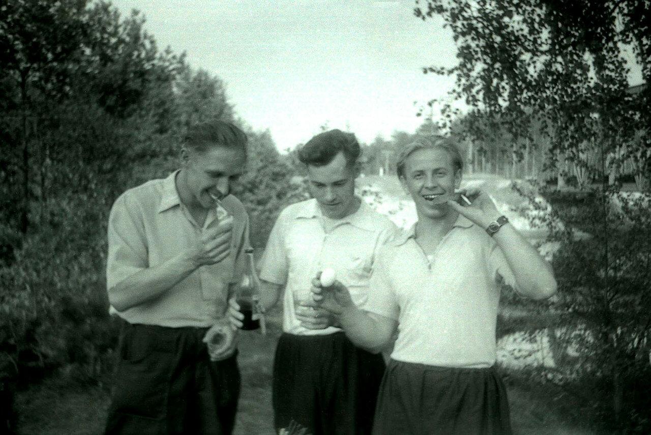 «Завтрак на траве». 1958