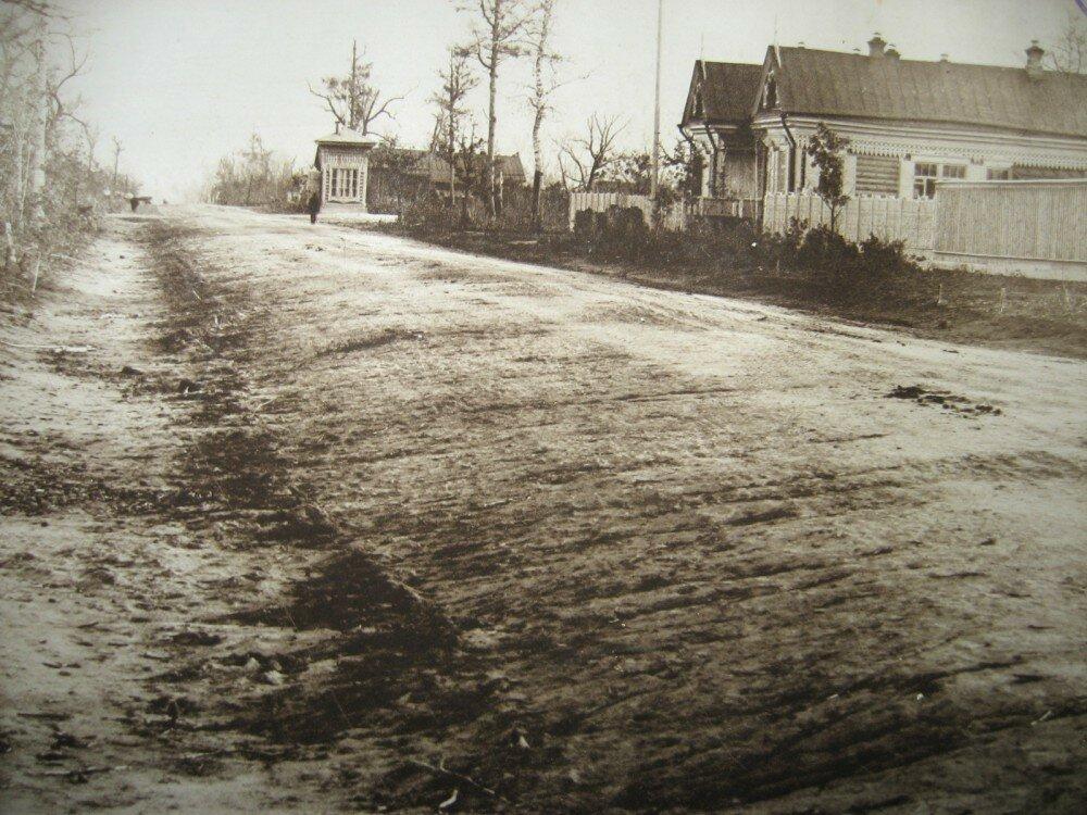 09. Одна из улиц Алексеевска