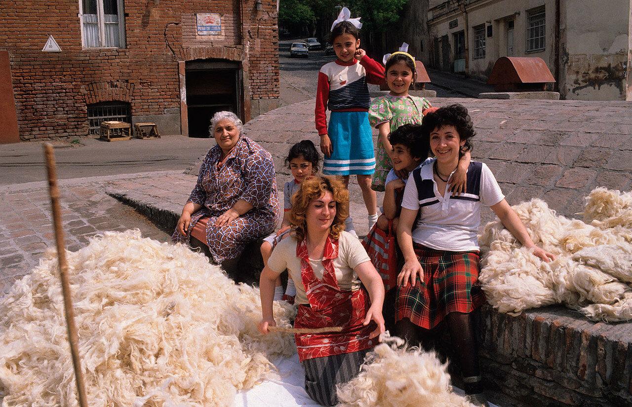 1986. Тбилиси