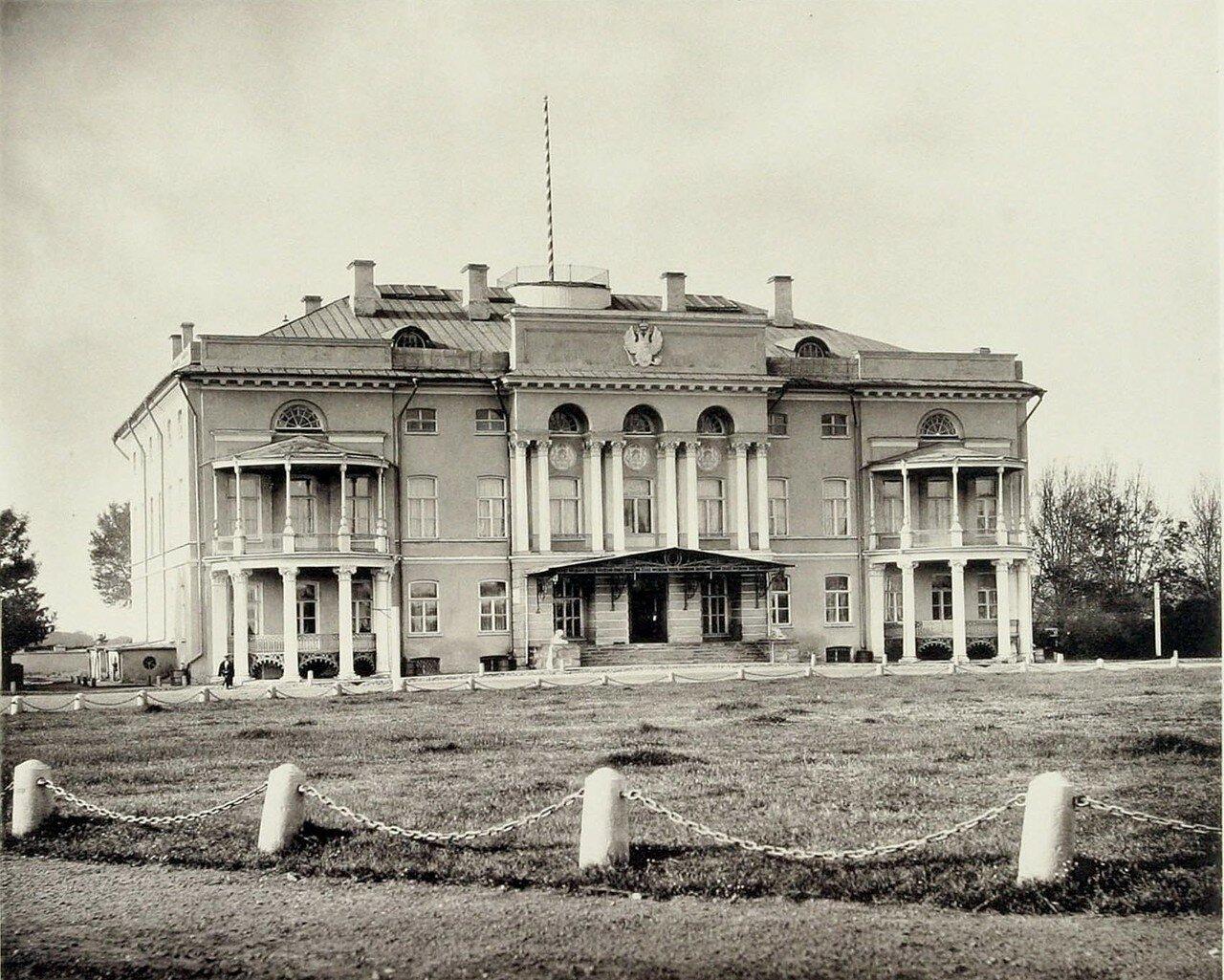 324. Александрийский дворец в Нескучном саду