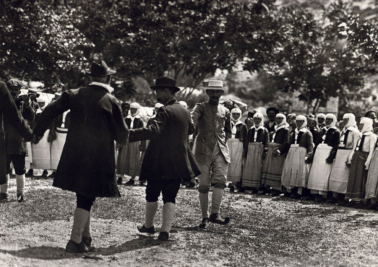1913. Дельвинаки. Янина