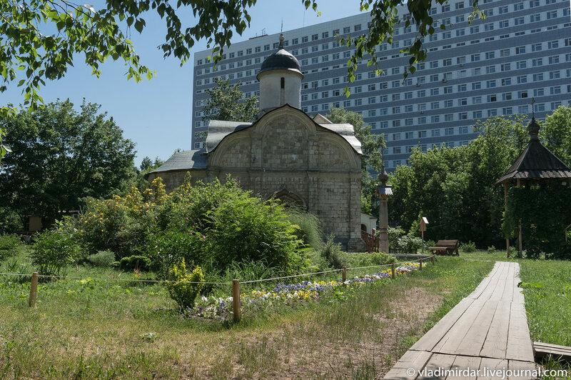 Храм святого Трифона в Москве