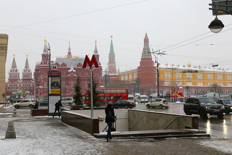 В Государственной Думе, Москва