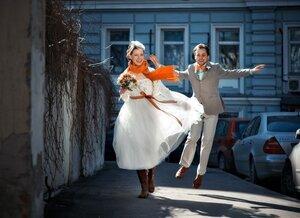 Тренд на креативные свадьбы становится все популярнее