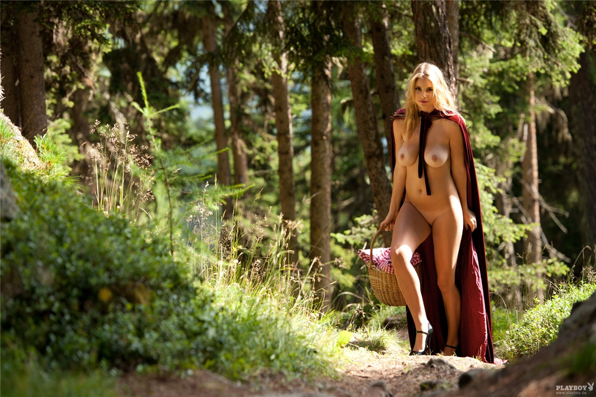 Катрин Гоффер / Kathrin Goppert - Playboy Germany october 2012 Playmate
