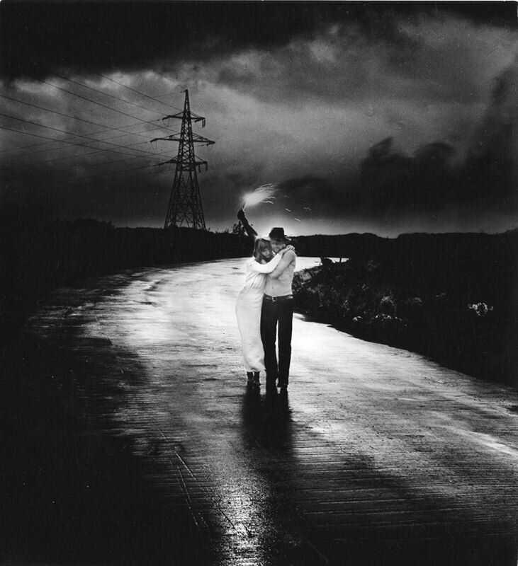 3 Гунар Бинде «Дорога», 1975 год.jpg