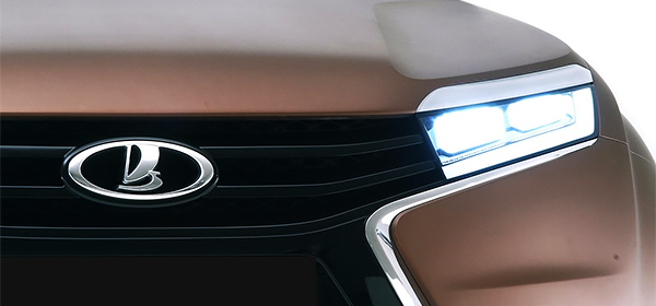АвтоВАЗ скоро представит новый кроссовер LADA
