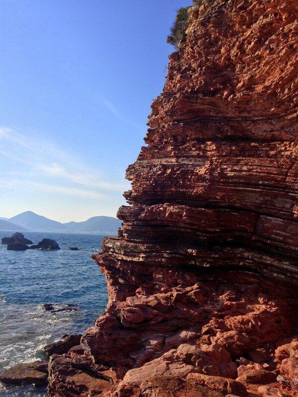 пляж Црвена Главица