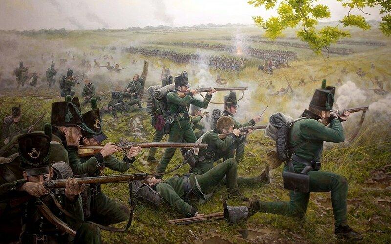1815 Waterloo 95th Rifles.jpg