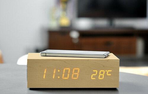 QiBOX - беспроводная зарядка qi, часы, аудио-система, термометр, будильник..jpg