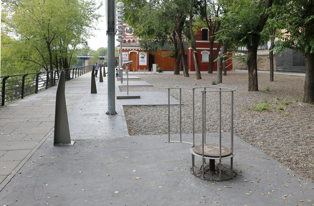 Логроньо. Парк Дома науки