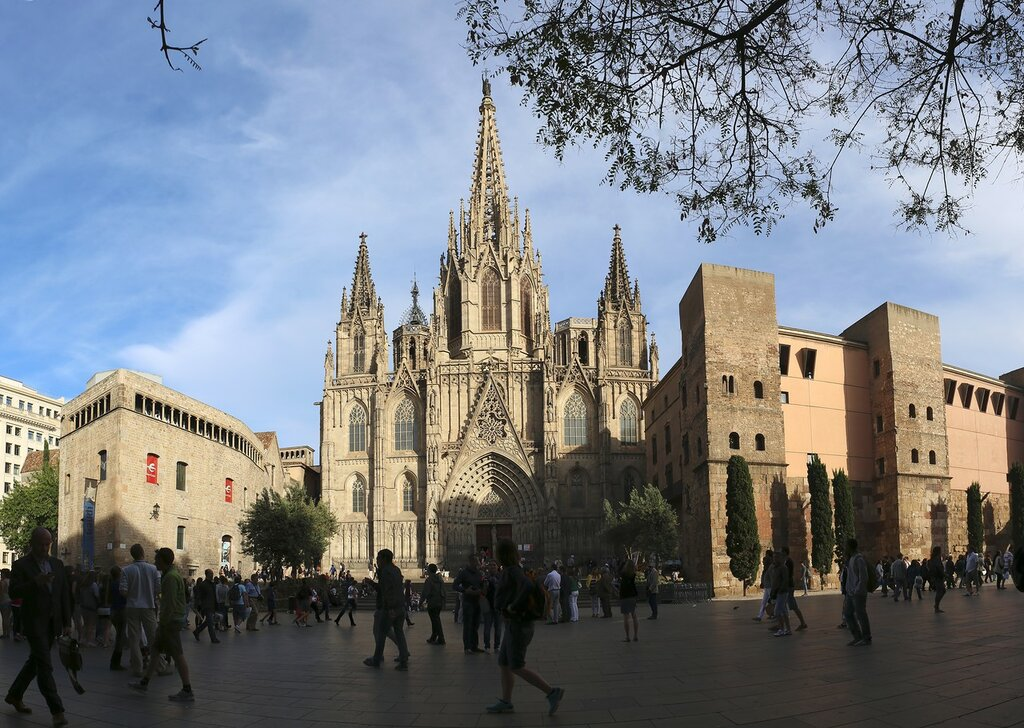 Barcelona. Cathedral