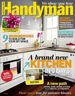 Журнал Журнал Handyman №7 (July 2014)